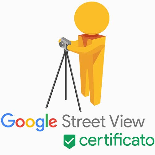 Logo Google Street View